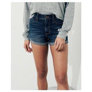 Hollister Shorts - Hollister Short Short High Rise Jean Shorts